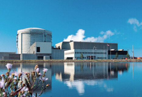 SNC Lavilin Nuclear - Point LePreau
