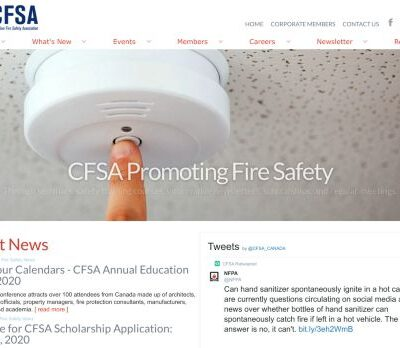 Canadian Fire Safety Association
